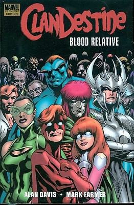 Blood Relative by Alan Davis