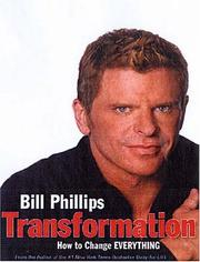 Cover of: Transformation 4-CD | Bill Phillips