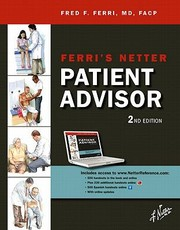 Cover of: Ferris Netter Patient Advisor | Fred F. Ferri