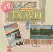 Cover of: Instant Memories: Travel by Anna Corba