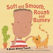 Cover of: Soft And Smooth, Rough And Bumpy | Dana Meachen Rau