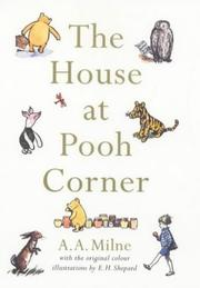 Cover of: The House at Pooh Corner | A. A. Milne