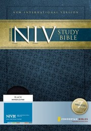 Cover of: Zondervan Study BibleNIV by Kenneth L. Barker