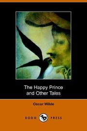 Cover of: The Happy Prince and other stories by Oscar Wilde