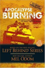 Cover of: Apocalypse Burning by Mel Odom