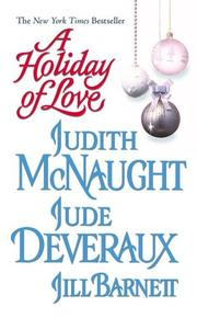 Cover of: A holiday of love by Jude Deveraux