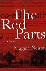 Cover of: The Red Parts | Maggie Nelson