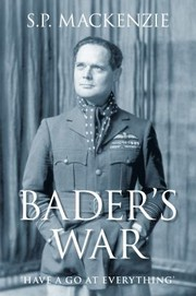 Cover of: Baders War Have A Go At Everything | S. P. Mackenzie