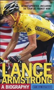 Cover of: Lance Armstrong | Bill Gutman