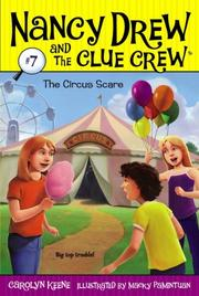 Cover of: The Circus Scare | Carolyn Keene