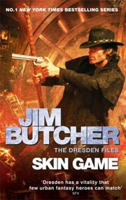 Cover of: Skin Game | Jim Butcher