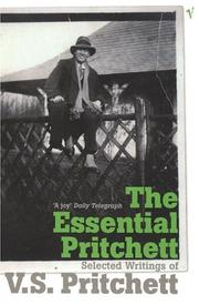 Cover of: The Essential Pritchett | V. S. Pritchett