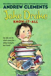 Cover of: Jake Drake, Know-It-All (Jake Drake) | Andrew Clements