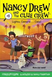 Cover of: Lights, Camera . . . Cats! by Carolyn Keene