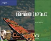 Cover of: Macromedia Dreamweaver 8 Revealed by Sherry Bishop