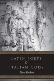 Cover of: Latin Poets And Italian Gods | Elaine Fantham