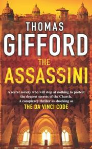 Cover of: Assassini | Thomas Gifford