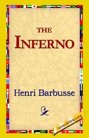 Cover of: The Inferno | Henri Barbusse