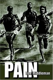 Cover of: Pain | Dan Middleman