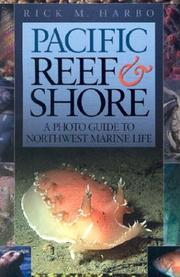 Cover of: Pacific Reef & Shore by Rick M. Harbo