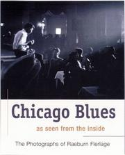 Cover of: Chicago blues by Raeburn Flerlage