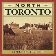 Cover of: North Toronto | Don Ritchie