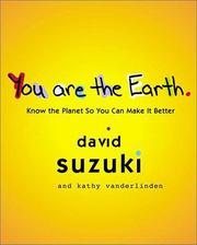 Cover of: You Are the Earth | Diane Swanson