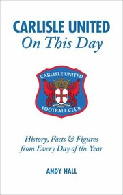Cover of: Carlisle United on This Day