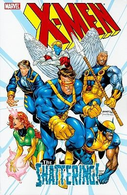 Xmen The Shattering by Alan Davis