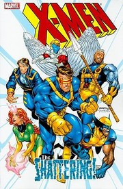 Cover of: Xmen The Shattering | Alan Davis