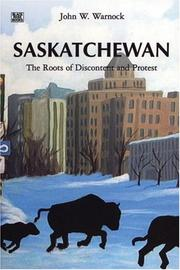 Cover of: Saskatchewan | John W. Warnock