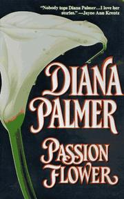 Cover of: Passion Flower | Diana Palmer