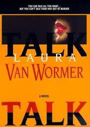 Cover of: Talk by Laura Van Wormer