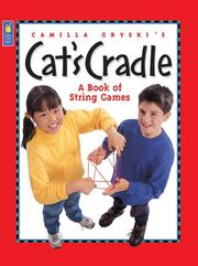 Cover of: Camilla Gryski's cat's cradle | Camilla Gryski