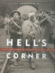 Cover of: Hell's Corner | J. L. Granatstein