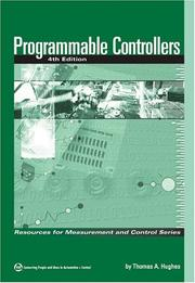 Cover of: Programmable controllers | Thomas A. Hughes