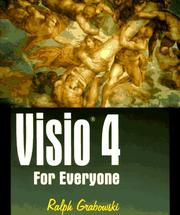 Cover of: Visio 4 for Everyone | Ralph Grabowski