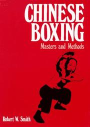 Cover of: Chinese Boxing | Robert Smith