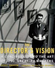 Cover of: The director's vision by Geoff Andrew