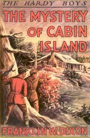 Cover of: The Mystery of Cabin Island | Franklin W. Dixon