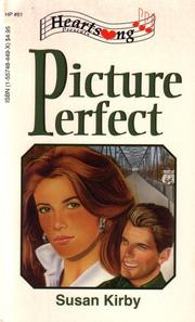 Cover of: Picture Perfect (Heartsong Presents #61) | Susan Kirby
