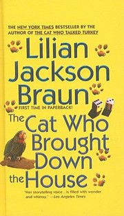 Cover of: The Cat Who Brought Down the House
