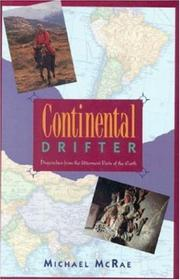 Cover of: Continental drifter | Michael J. McRae