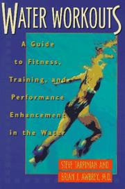 Cover of: Water workouts by Steve Tarpinian