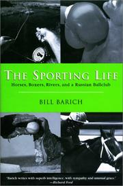 Cover of: Sporting Life, The by Bill Barich