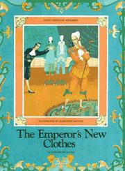 Cover of: Emperor's New Clothes, The | Hans Christian Andersen