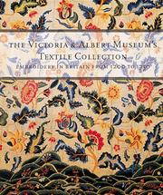 Cover of: The Victoria & Albert Museum's textile collection by Victoria and Albert Museum
