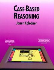 Cover of: Case-based reasoning by Janet L. Kolodner