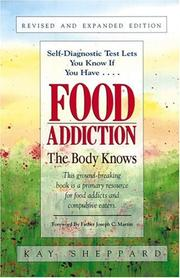 Cover of: Food addiction by Kay Sheppard