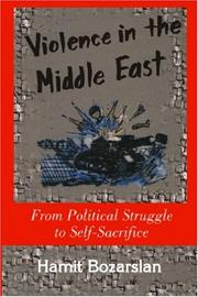 Cover of: Violence In The Middle East | Hamit Bozarslan